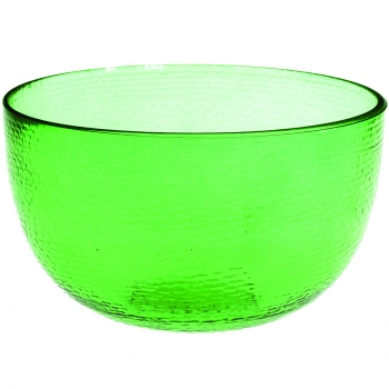 Kauss 0,5L 13x13x7cm klaas roheline