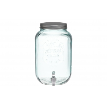 Joogimahuti Purk 8L  kraaniga