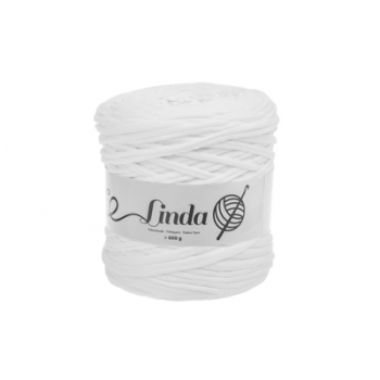 Trikoopael Linda 600-850g valge