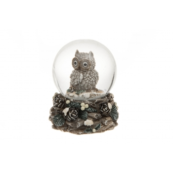 Klaaskuul Metsloomad väike 5.3x5.3x6.5cm