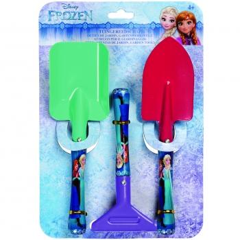 Aiatööriistad Frozen 20.5x6.5cm 3tk