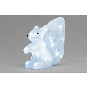 Valgusdekoratsioon Orav 40 LED
