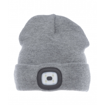 Müts LED-valgustusega 4 x CR2032