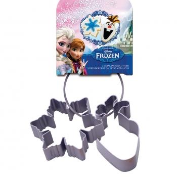 Frozen piparkoogivormid 2tk