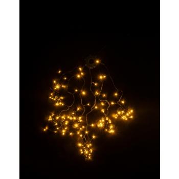 Jõulutuled kuusele 120LED soe valgus