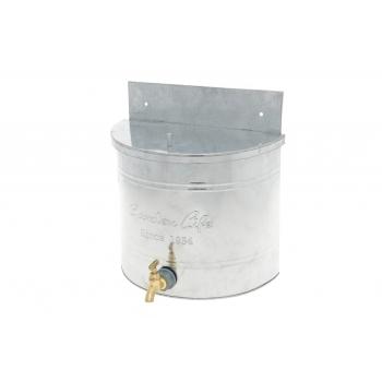 Veekanister 10L kraaniga tsink