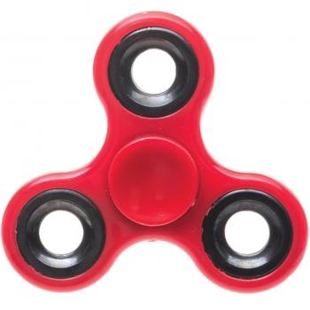 Spinner 7,5cm punane