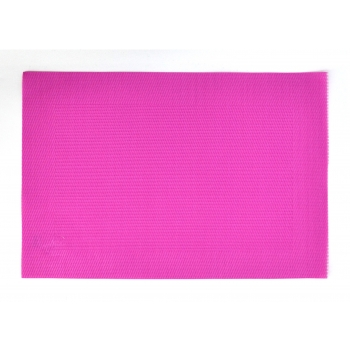 Lauaplate Hampton 45x30cm PVC roosa
