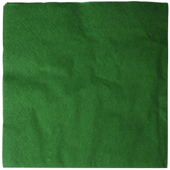 Salvrätikud 33x33cm 20tk roheline