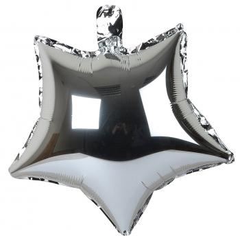 Õhupall Täht 45cm foolium