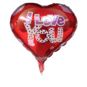 Õhupall I Love You 35cm foolium