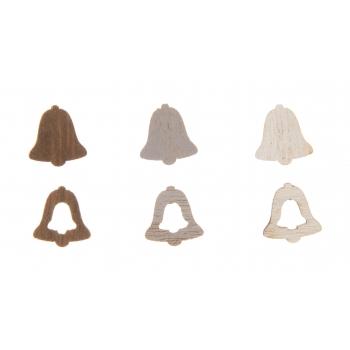 Käsitöötarvikud puidust figuurid 72tk