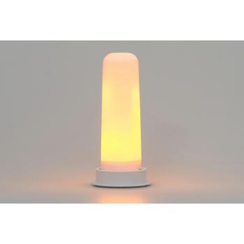 Leek LED 9x9x20cm laternale 3xAA