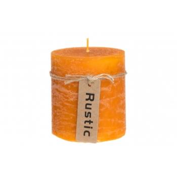 Lauaküünal Rustic Ø70x75mm 30h oranz