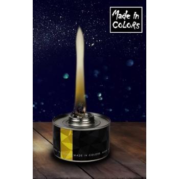 Õuetuli Color Torch kollase leegiga