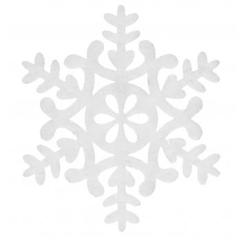 Kleeps vildist lumehelves 6x5,5cm 12tk