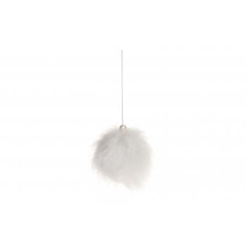 Kuusemuna Suled 8cm valge