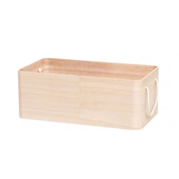 Puidust kast 4Living 40x22x15cm sangaga