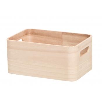 Puidust kast Printsessipuu 24x15,5x11cm