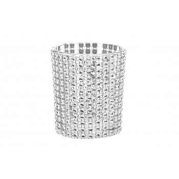 Teeküünlaalus Diamond 5,5x6,5cm