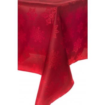 Laudlina Jõulud 140x220cm punane