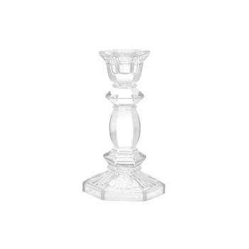 Küünlajalg Ice 9x9x16cm klaas