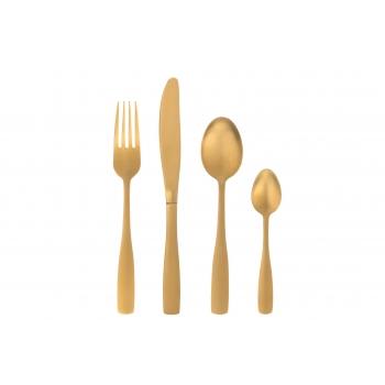 Söögiriistade komplekt Maku Kuld 16osa