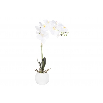Kunstlill Orhidee potis 46cm