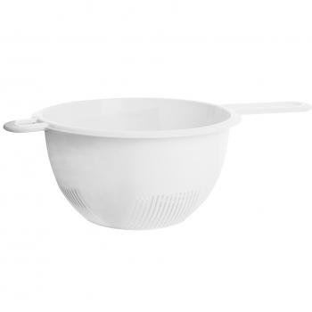 Sõel 23cm plastik valge
