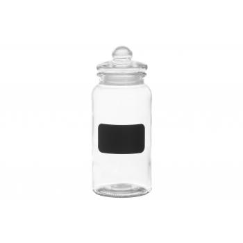 Purk etiketiga 1,4L klaas