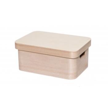 Puidust kast Printsessipuu 25x17x11cm