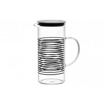 Klaaskann kaanega 1,2L Maku Raita