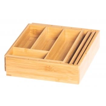 Söögiriistade alus Maku 29x25,4cm bambus