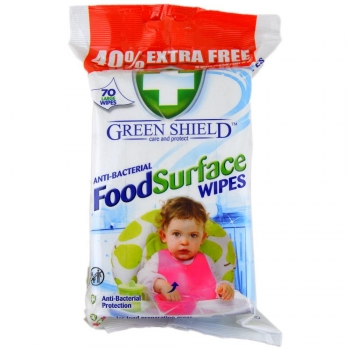 Köögipuhastuslapid GreenShield 70tk