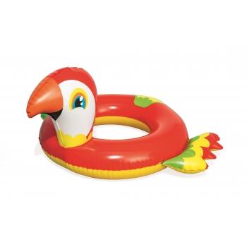 Ujumisrõngas Papagoi 84x76cm