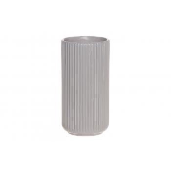 Vaas Stripe 25cm keraamiline