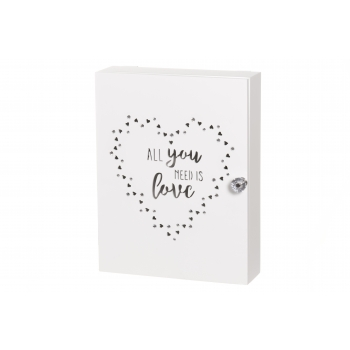 Võtmekapp Love 8x20,5x26cm 4Living