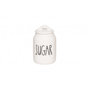 Suhkrupurk keraamiline 7,5x7,5x13cm