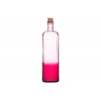 Pudel korgiga Värvid 800ml