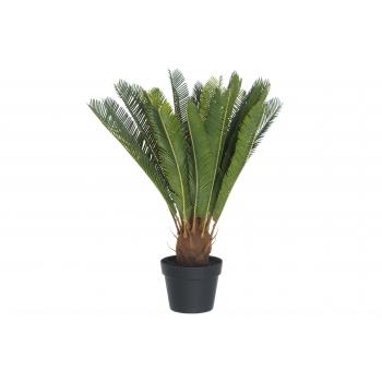 Kunstlill Rahu palmlehik potis 58cm