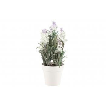 Kunstlill Lavendel potis 26cm
