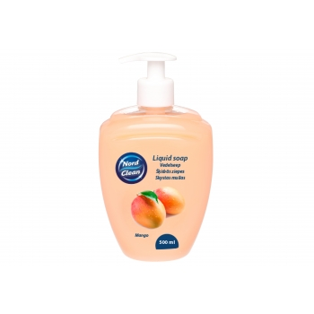 Vedelseep Nord Clean 500ml Mango