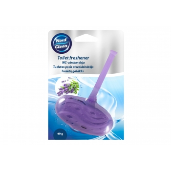 WC-seep Nord Clean 40g Lavender