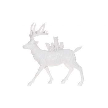 Dekoratsioon Hirv loomadega