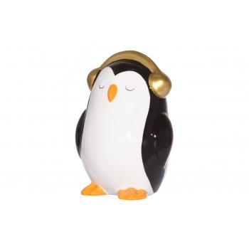 Rahakassa Pingviin keraamiline