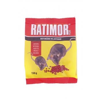Hiire-ja rotimürk Ratimor150g viljaterad