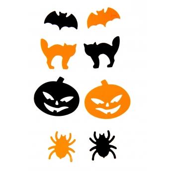 Dekoratsioon Halloween 20g erinevad