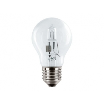 Halog.lamp EcoCl.Pila 28W E27 A55 lühter