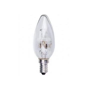 Halog.lamp EcoCl.Pila 28W E14 küünal