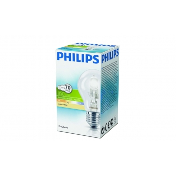 Halog.lamp EcoCl.Philips 53W E27 A55
